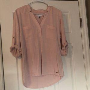Light Pink Dress Top